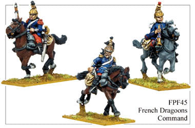 FPF045 French Dragoons Command