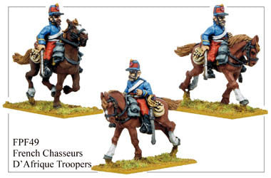 FPF049 French Chasseurs D'Afrique