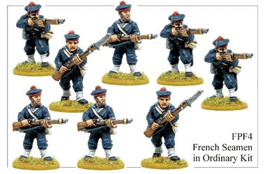 FPF004 French Seamen in Ordinary Kit