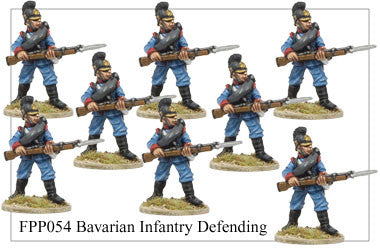 FPP054 Bavarian Infantry Defending