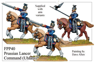 FPP040 Prussian Lancer Command
