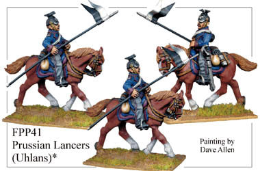 FPP041 Prussian Lancers