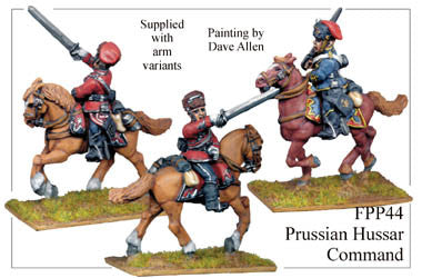 FPP044 Prussian Hussar Command