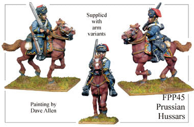 FPP045 Prussian Hussars