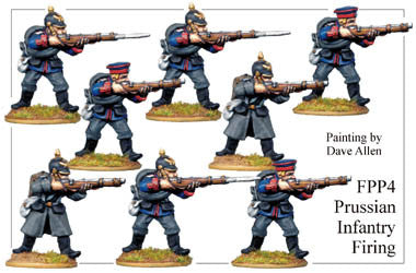 FPP004 Prussian Infantry Firing