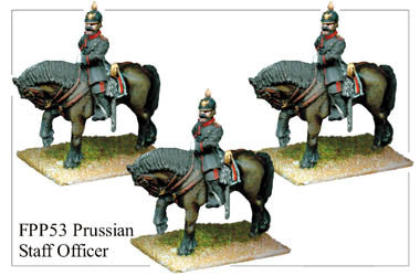 FPP053 Prussian Staff Officers