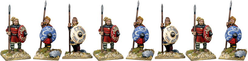 FS003 - Frank or Saxon Spearmen