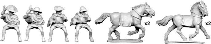 G017 - Greek Light Cavalry