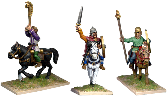 GL001 - Gallic Cavalry Command