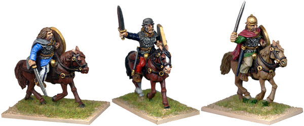 GL005 - Armoured Gallic Cavalry