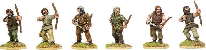 GL012 - Gallic Archers