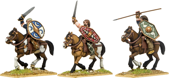 GL016 - Gallic Cavalry 3