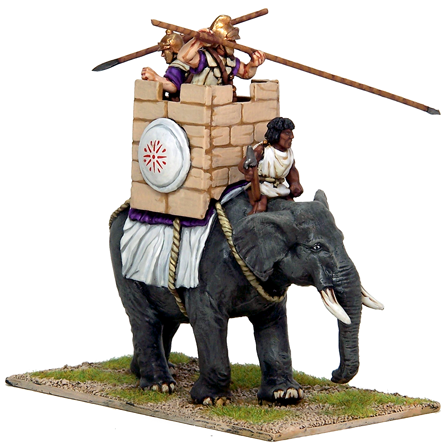 GPR010 - Macedonian or Carthaginian War Elephant