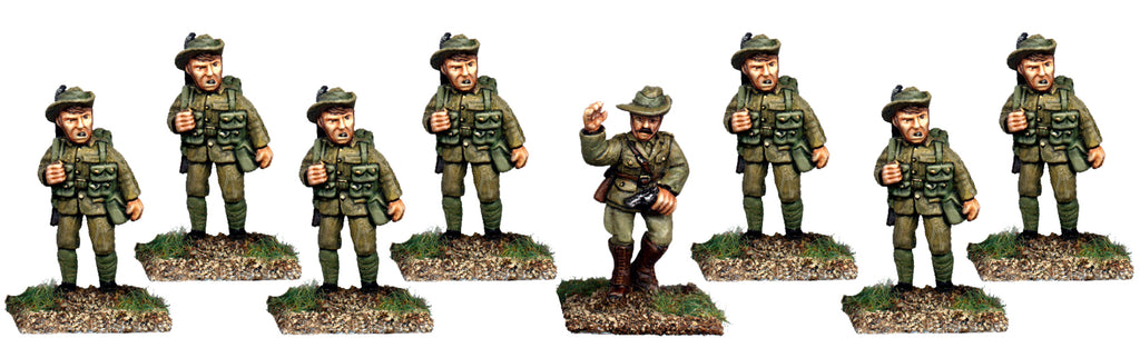 GWB020 - Australian Infantry Marching