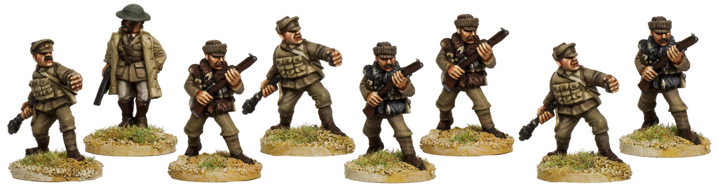 GWB022 - British Trench Raiders