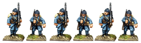 GWF004 - French Chauchat Machine Gun Crew