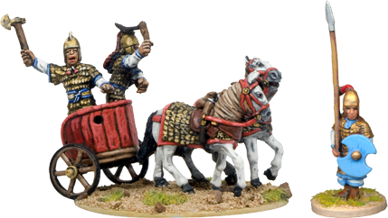HIT006 - Hittite Armoured Chariot 1