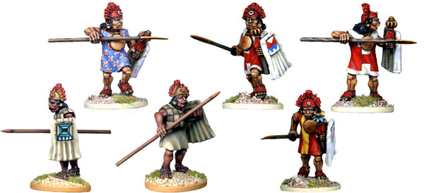 INC014 - Inca Spearmen