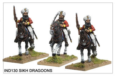 IND130 Sikh Dragoons