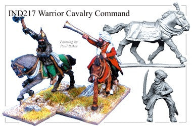 IND217 Cavalry Command