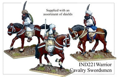 IND221 Cavalry with Swords