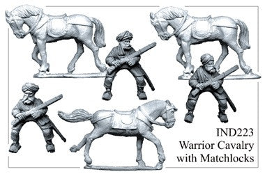 IND223 Cavalry with Matchlocks