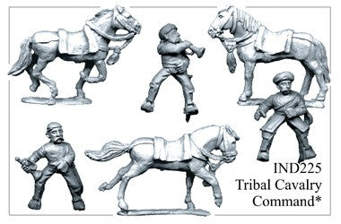 IND225 Tribal Cavalry Command