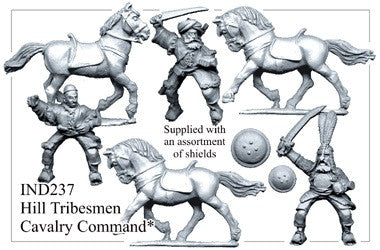IND237 Afghan Tribal Cavalry Command