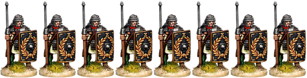 IR011 - Legionaries in Segmented Armour