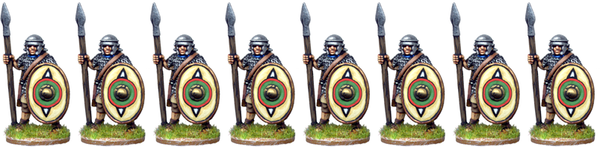 IR013 - Auxilia In Chainmail With Spear 1