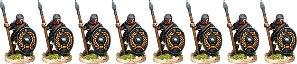 IR014 - Auxilia In Chainmail With Spear 2