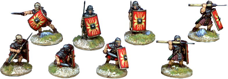 IR021 - Assorted Legionaries