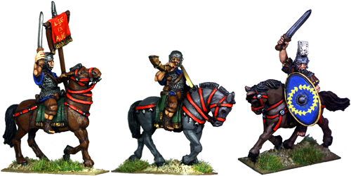 IR035 - Cavalry Command 1