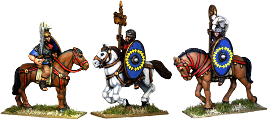IR036 - Cavalry Command 2