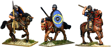IR037 - Cavalry, Mail Armour