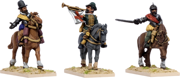 LIZ009 - Cavalry Command