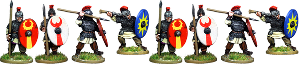 LR003 - Armoured Late Roman Infantry