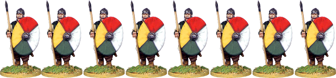 LR012 - Late Roman Infantry Marching 2