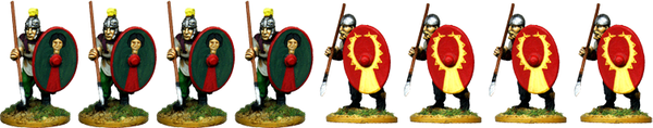 LR013 - Late Roman Infantry Running