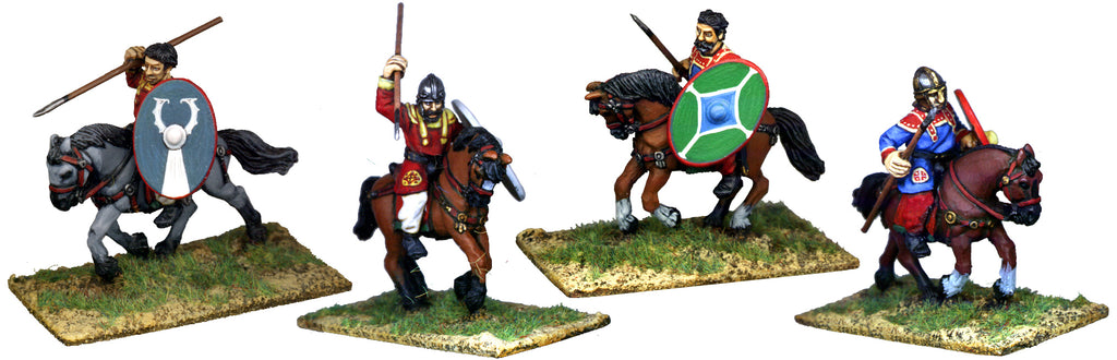 LR024 - Late Roman Light Cavalry