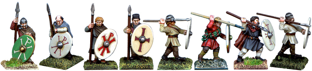LR028 - Assorted Arthurian Infantry