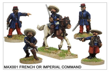 MAX001 French/Imperial Command