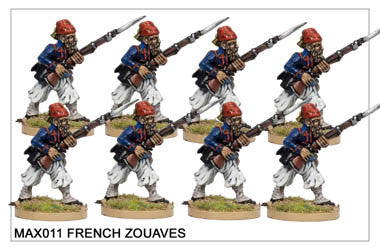 MAX011 French Zouaves