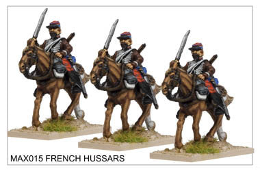 MAX015 French Hussars