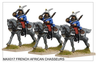 MAX017 French African Chasseurs