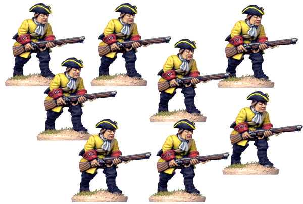 MB066 - Dismounted Dragoons Advancing
