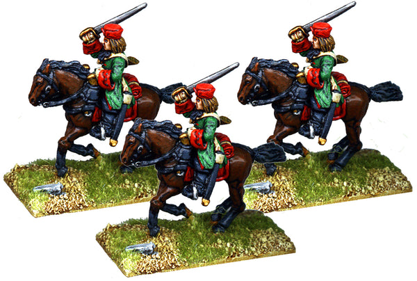 MB067 - Russian Dragoons