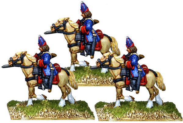 MB068 - Russian Horse Grenadiers