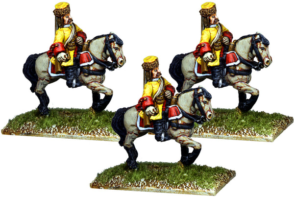 MB070 - French Dragoons