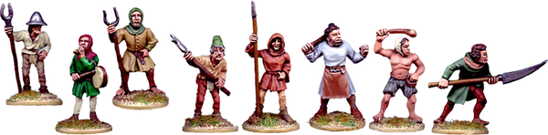 MED213 - Medieval Armed Peasants 2